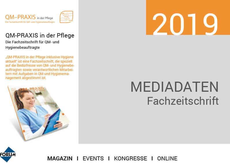 Mediadaten QM-Praxis 2019