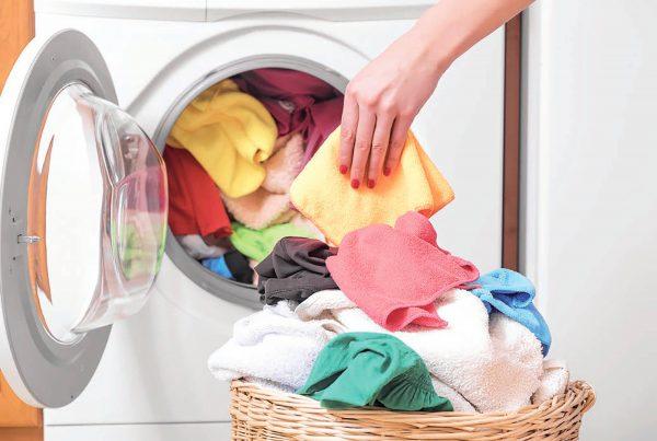 Header Umgang mit Wäsche und Textilien