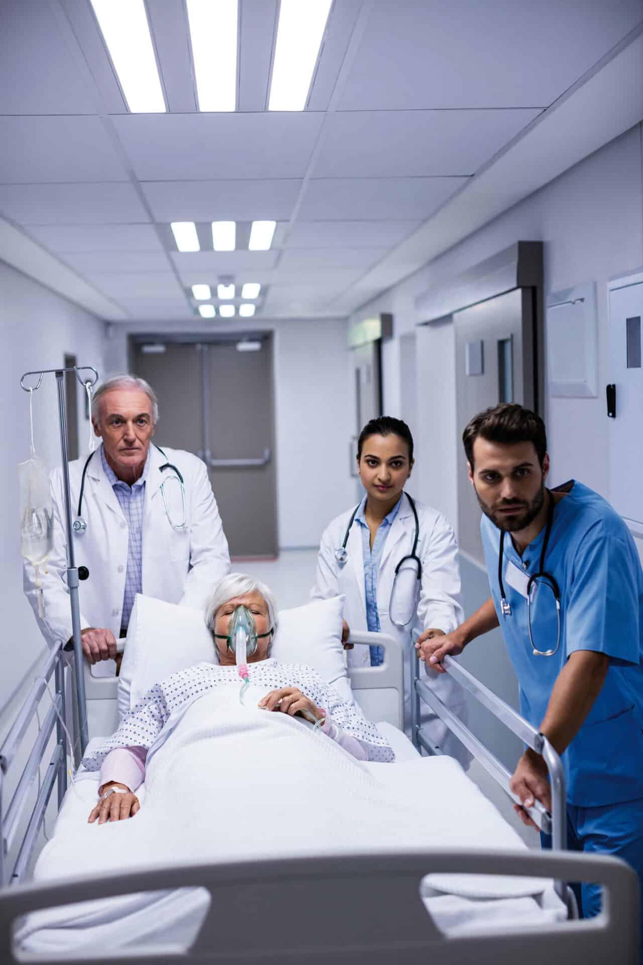 Die Zulässigkeit von Patientenfixierungen