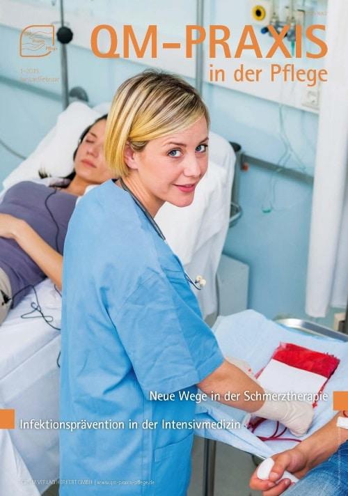 Ausgabe Jan/Feb 2019<br>Schmerztherapie<br>Intensivmedizin