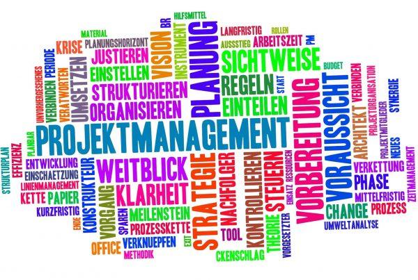 2015-09 Projektmanagement Header