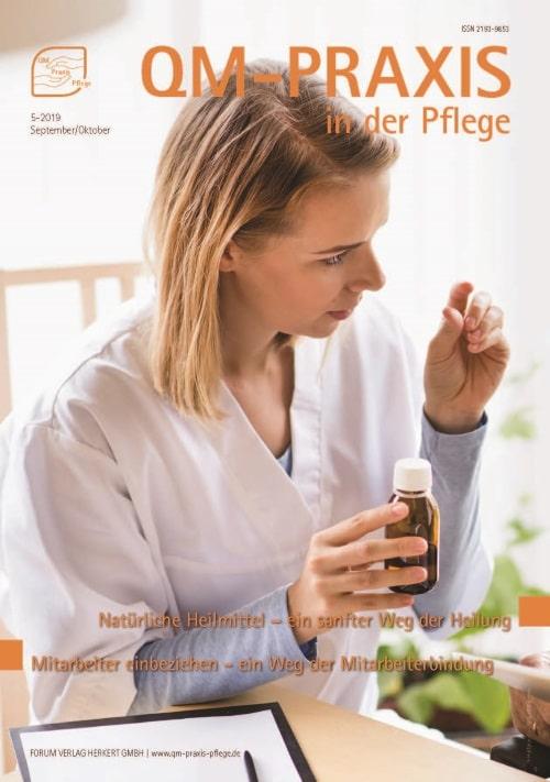 Ausgabe Sep/Okt 2019<br>Natürliche Heilmittel